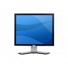 Monitor Dell 1907FP, 19 Inch LCD, 1280 x 1024, VGA, DVI, Grad B