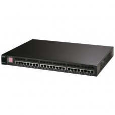 Switch HP ZyXEL Dimension XGS-4528F, 24 Ports, Managed, 1Gb RJ-45/SFP