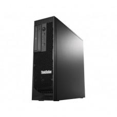 Workstation Lenovo ThinkStation C30 Tower, Intel Xeon E5-2620 2.00 - 2.50GHz Hexa Core, 24GB DDR3, 240GB SSD + 2TB HDD, nVidia Quadro 600/1GB, DVD-RW