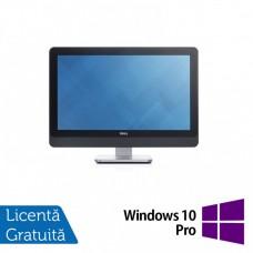 All In One DELL 9010, 23 Inch Full HD, Intel Core i5-3570S 3.10GHz, 8GB DDR3, 240GB SSD + Windows 10 Pro