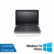 Laptop DELL Latitude E5430, Intel Core i3-3120M 2.50GHz, 8GB DDR3, 120GB SSD, DVD-RW + Windows 10 Home