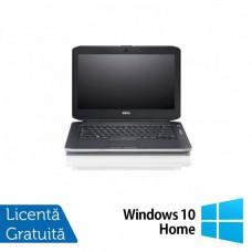 Laptop DELL Latitude E5430, Intel Core i5-3320M 2.60GHz, 4GB DDR3, 120GB SSD, DVD-RW, 14 Inch, Webcam + Windows 10 Home