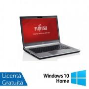 Laptop FUJITSU SIEMENS E734, Intel Core i5-4310M 2.70GHz, 16GB DDR3, 120GB SSD, 13.3 inch + Windows 10 Home