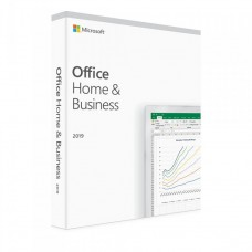 Licenta retail Microsoft Office 2019 Home and Business 32-bit/x64 English