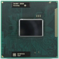 Procesor laptop Intel Core i3-2350M, 2.30GHz, 3MB Cache, Socket rPGA988B