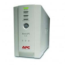 UPS APC BK500EI, 500VA / 300W, 230 V, Baterie Noua