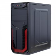 Sistem PC Legend V3, Intel Core I7-2600 3.40 GHz, 8GB DDR3, 240GB SSD, AMD Radeon HD7350 1GB, DVD-RW + Tastatura si Mouse