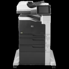 Multifunctionala Laser Color HP Enterprise 700 M775, A3, 600x600 dpi, 30 ppm, USB, Retea