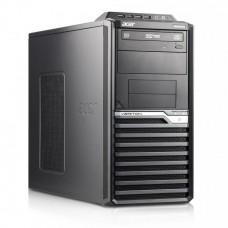 Calculator Acer Veriton M6610G Tower, Intel Core i5-2310 2.90GHz, 8GB DDR3, 120GB SSD + 500GB HDD, DVD-RW