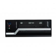 Calculator Acer Veriton X2632G SFF, Intel Celeron G1840 2.80GHz, 4GB DDR3, 500GB SATA, DVD-ROM