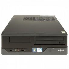 Calculator FUJITSU SIEMENS E400 SFF, Intel Core i3-2120 3.30GHz, 4GB DDR3, 250GB SATA, DVD-RW