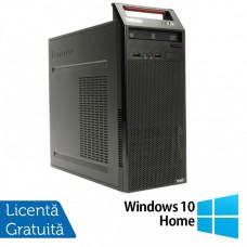 Calculator LENOVO Edge E71 Tower, Intel Core i5-2400S 2.50GHz, 4GB DDR3, 500GB SATA, DVD-RW + Windows 10 Home