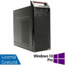 Calculator LENOVO Edge E71 Tower, Intel Core i5-2400S 2.50GHz, 4GB DDR3, 500GB SATA, DVD-RW + Windows 10 Pro