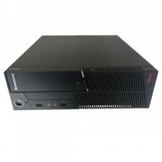 Calculator LENOVO ThinkCentre A58 SFF, Intel Core 2 Duo E7400 2.80GHz, 2GB DDR2, 320GB SATA, DVD-RW