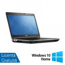 Laptop DELL Latitude E6440, Intel Core i5-4300M 2.60GHz, 8GB DDR3, 240GB SSD, DVD-RW, 14 Inch, Webcam + Windows 10 Home