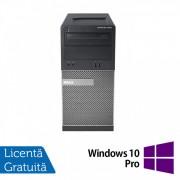Calculator Dell OptiPlex 3010 Tower, Intel Core i5-3470 3.20GHz, 4GB DDR3, 500GB SATA, DVD-ROM + Windows 10 Pro