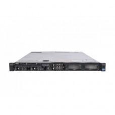 Server Dell R620, 2 x Intel Xeon Hexa Core E5-2640 - 2.5GHz-3.0GHz, 48GB DDR3, 4 x HDD 600GB SAS/10K, Perc H710, 4 x Gigabit, 2 x PSU