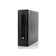 Calculator HP 400 G1 SFF, Intel Core i5-4570 3.20GHz, 4GB DDR3, 500GB SATA, DVD-RW
