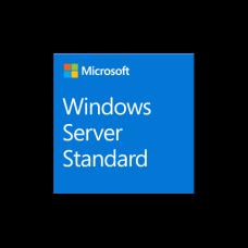 Windows Server Standard 2019, 64Bit, English, 1pk DSP OEI, DVD, 16 Core