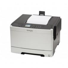 Imprimanta Laser Color Lexmark CS410dn, Duplex, A4, 30ppm, 1200 x 1200 dpi, USB, Retea