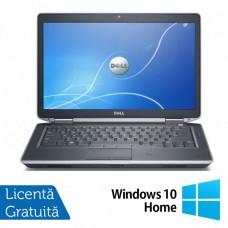 Laptop Dell Latitude E6430, Intel Core i5-3230M 2.60GHz, 8GB DDR3, 120GB SSD, DVD-RW, 14 Inch, Fara Webcam + Windows 10 Home
