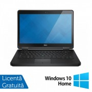 Laptop Refurbished DELL Latitude E5440, Intel Core i5-4300U 1.90GHz, 8GB DDR3, 500GB SATA, DVD-RW, 14 Inch + Windows 10 Home