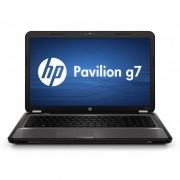 Laptop HP Pavilion G7, Intel Core i5-2410M 2.30GHz, 4GB DDR3, 750GB SATA, DVD-RW, 17.3 Inch HD+, Webcam, Tastatura Numerica