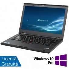 Laptop LENOVO ThinkPad T430s, Intel Core i5-3320M 2.60GHz, 8GB DDR3, 320GB SATA + Windows 10 Pro
