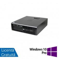 HP 6000 Pro SFF, Intel Core 2 Duo E8400 3.0GHz, 4GB DDR3, 250GB SATA, DVD-RW + Windows 10 Pro