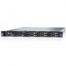 Server Dell R630, 2 x Intel Xeon Hexa Core E5-2620 V3 2.40GHz - 3.20GHz, 64GB DDR4, 4 x HDD 900GB SAS/10K, Perc H730, 4 x Gigabit, iDRAC 8, 2 x PSU