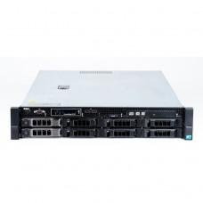 Server DELL PowerEdge R510, Rackabil 2U, 2x Intel Hexa Core Xeon X5650 2.66GHz - 3.06GHz, 128GB DDR3 ECC Reg, 8x 3TB HDD SATA, Raid Controller SAS/SATA DELL Perc H700/512MB, iDRAC 6 Enterprise, 2x Sursa HS