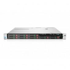 Server HP ProLiant DL360P G8, 1U, 2x Intel Octa Core Xeon E5-2670 2.60GHz-3.30GHz, 32GB DDR3 ECC Reg, 2x 900GB SAS/10k, Raid Controller HP SmartArray P420/1GB, iLO 4 Advanced, 2x Surse 460W HPE Ethernet 10Gb 2-port 530FLR-SFP+