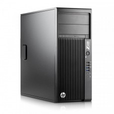 Workstation HP Z230 Tower, Intel Xeon Quad Core E3-1231 V3 3.40 - 3.80GHz, 16GB DDR3, SSD 120GB + HDD 1TB SATA, DVD-RW, AMD FirePro V4800/1GB/128bit