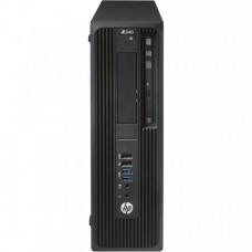 Workstation HP Z240 Desktop, Intel Xeon Quad Core E3-1230 V5 3.40GHz-3.80GHz, 8GB DDR4, HDD 3TB SATA, nVidia K620/2GB, DVD-RW