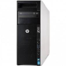 Workstation HP Z620 Tower, 2x Intel Xeon HEXA Core E5-2667 2.90-3.50GHz, 128GB DDR3 ECC, 2 x 2TB HDD + 480GB SSD NOU, nVidia Quadro K5000/4GB GDDR5
