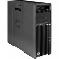 Workstation HP Z640, 2 x CPU Intel Xeon Quad Core E5-2637 V3 3.50GHz-3.70GHz, 64GB DDR4 ECC, 240GB SSD + 3TB HDD, nVidia Quadro K2200/4GB GDDR5, DVD-RW