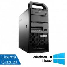 Workstation Lenovo ThinkStation E31 Tower, Intel Core i5-3330 3.00GHz-3.20GHz, 12GB DDR3, 240GB SSD + 2TB HDD, AMD Radeon HD 7350 1GB GDDR3 + Windows 10 Home